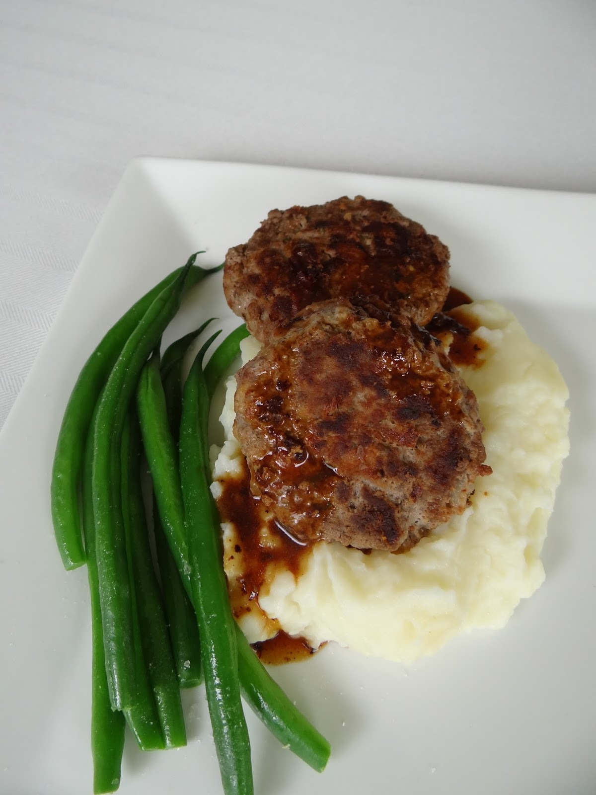 how to cook beef rissoles