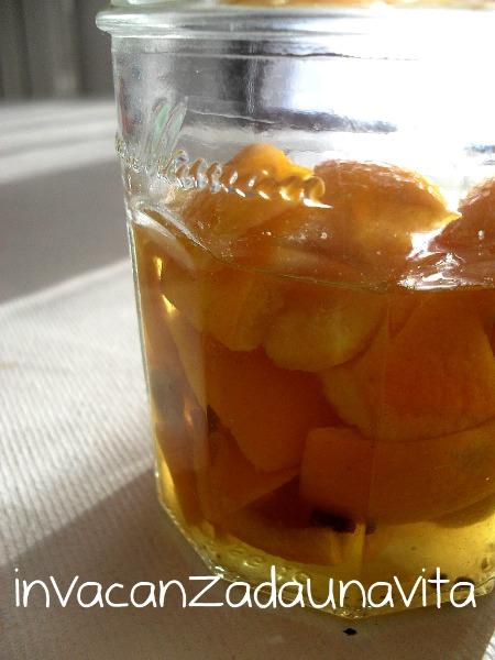 profumo arancia cardamomo homemade
