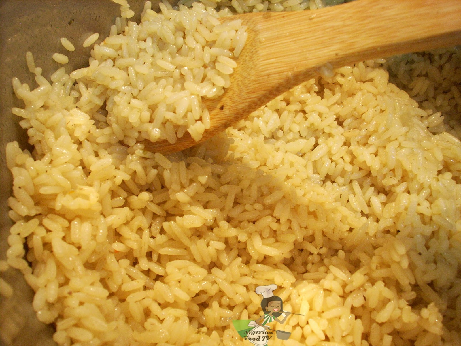 Nigerian Egg Fried Rice, nigerian fried rice