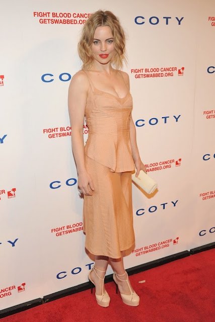 Melissa George In Calvin Klein Collection