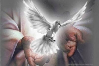el espiritu santo y jesus - fotos-imagenes.com