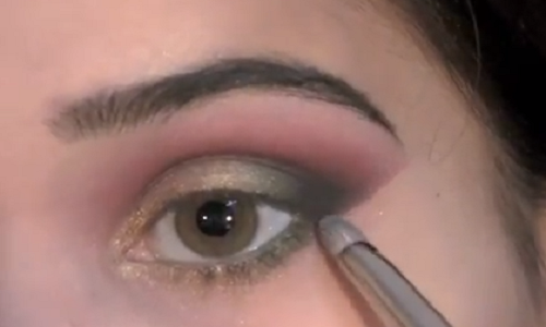 Simple Eye makeup Tutorial