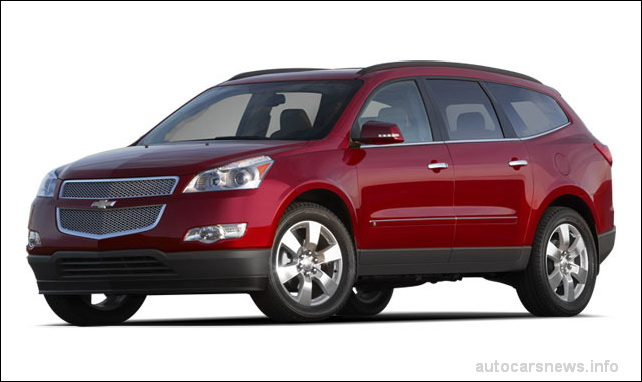2012 chevrolet traverse reviews picture moto and car. Black Bedroom Furniture Sets. Home Design Ideas