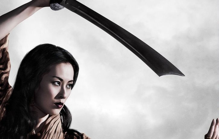 Marco Polo - 8 Character Posters