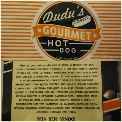 Dudu's Gourmet, Cidade Baixa, Porto Alegre
