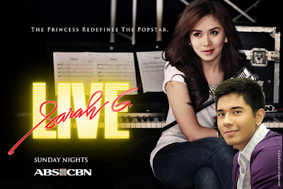 Paulo Avelino is guest co-host in Sarah G Live this September 2