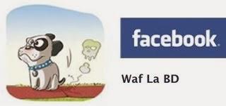 Waf! la BD