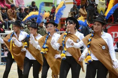 Rol de Ingreso Primer Convite Carnaval de Oruro 2014