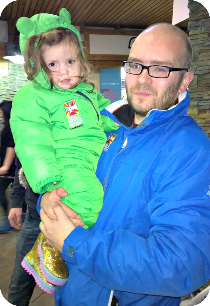 Toddler Snow Suits Chill Factore Christmas 2014