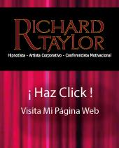 NUEVA Web Richard Taylor Hipnotista y Mentalista Colombiano
