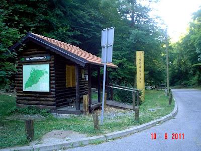 Info kućica Bliznec