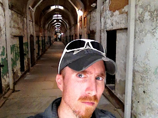 young adult fantasy author of exiled, tristis manor, the never chronicles, visits eastern state penitentiary