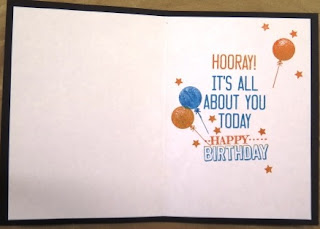 Hooray It's your day zena kennedy independent stampin up demonstrator