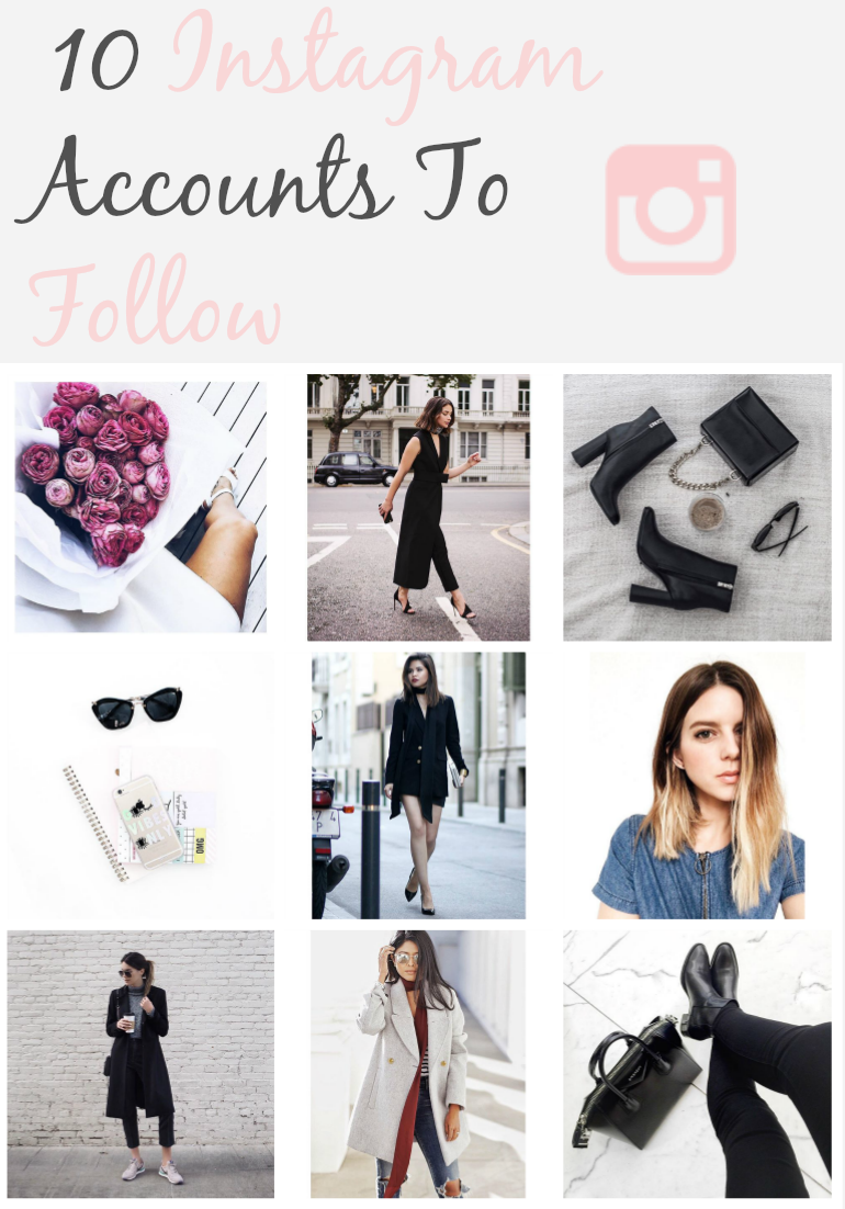 10 More Instagram Accounts To Follow P S Minimalist