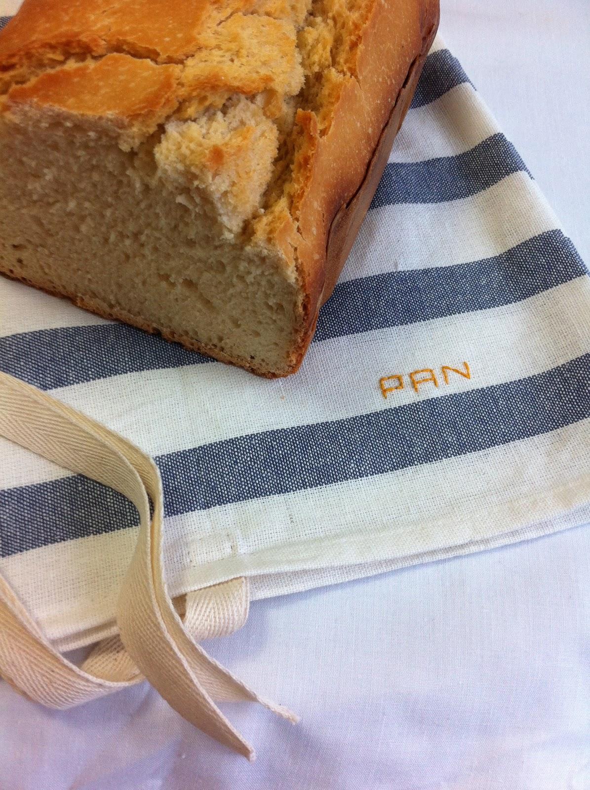 Paseando hilos: Pan para hoy y bolsa para mañana