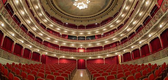 CNTC, Teatro de la Comedia, Calle Príncipe, Compañia Nacional de Teatro Clásico