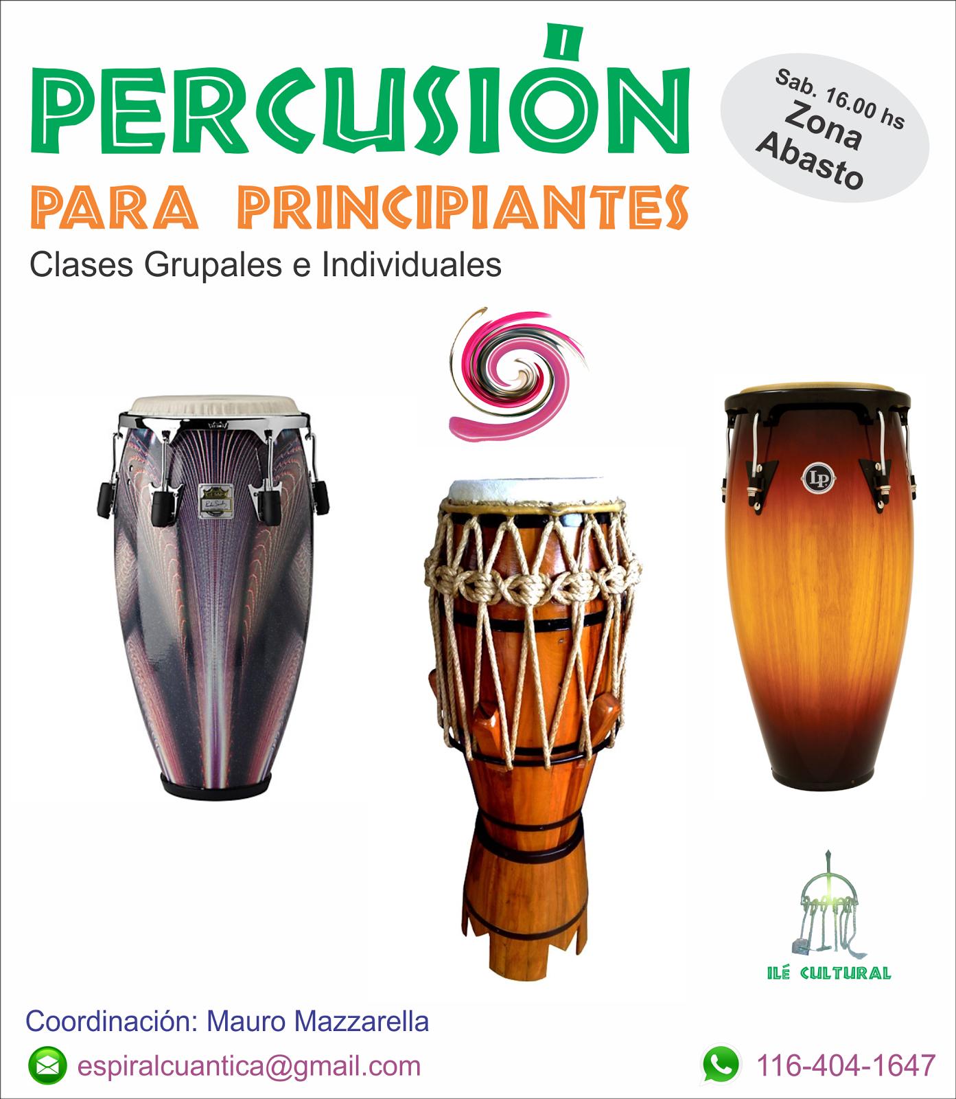 Percusión para Principiantes