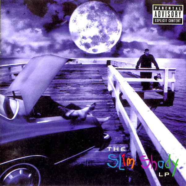 Eminem - The Way I Am - EP Cover