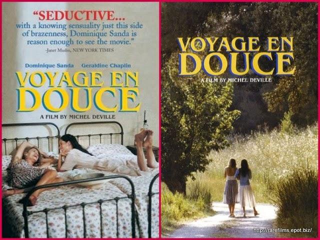Путешествие вдвоем / Le Voyage en douce. 1980.