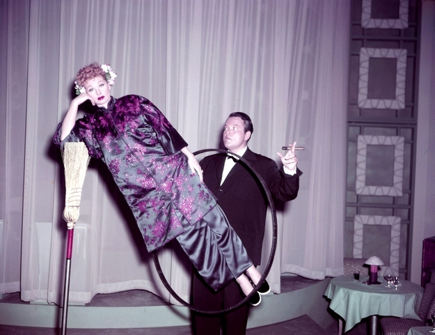 These Rare Color Photos From I Love Lucy In The 1950s Will Blow Your Mind Vintage Everyday