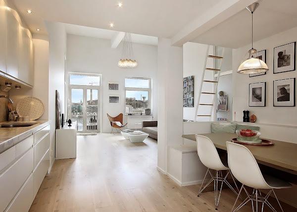 Doble altura decorar tu casa es for Decoracion pisos modernos