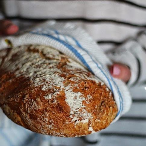 Czeski wiejski chleb