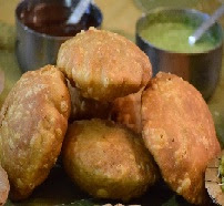 Moong Daal Kachori Recipe