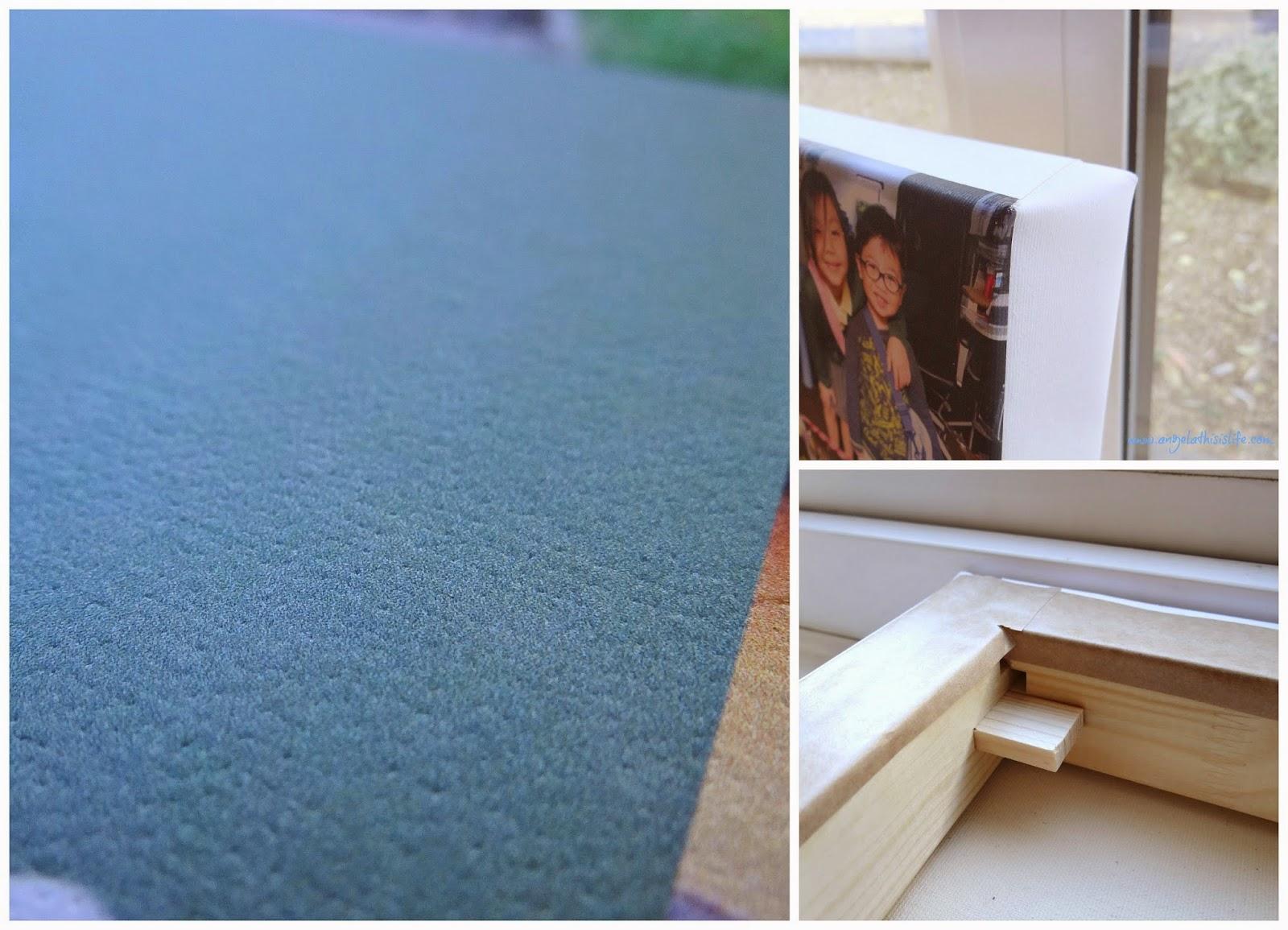 Photobox photobook, Photobox Canvas, Panasonic TZ55 pictures printed