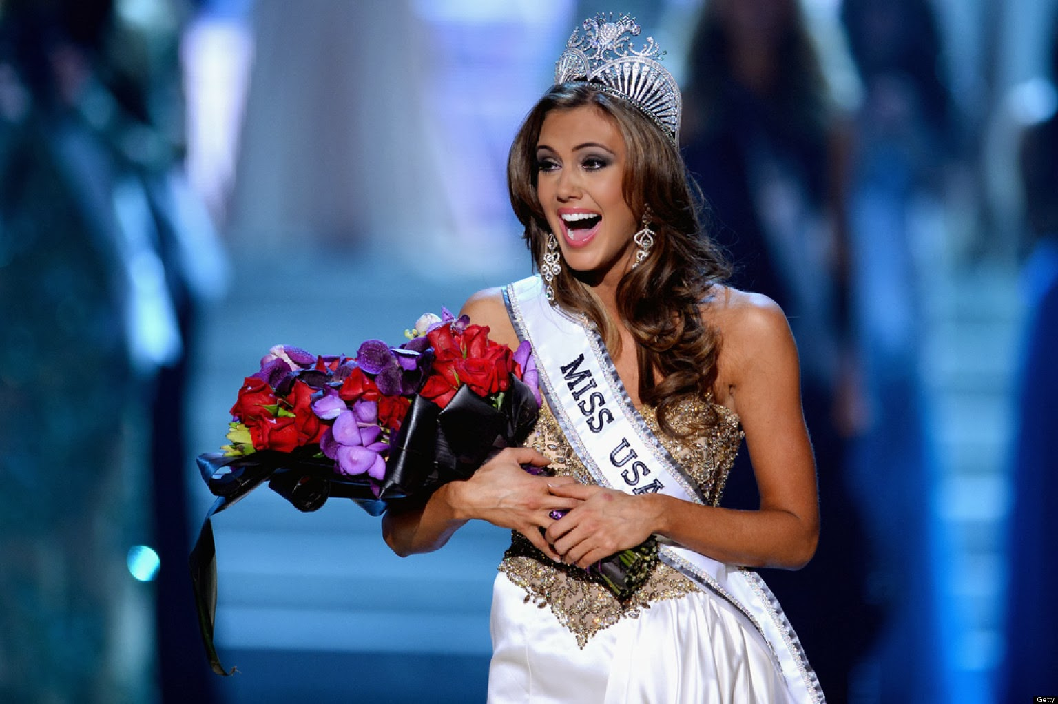Eye For Beauty: Miss USA 2014 To Be Crowned in Baton Rouge, Louisiana