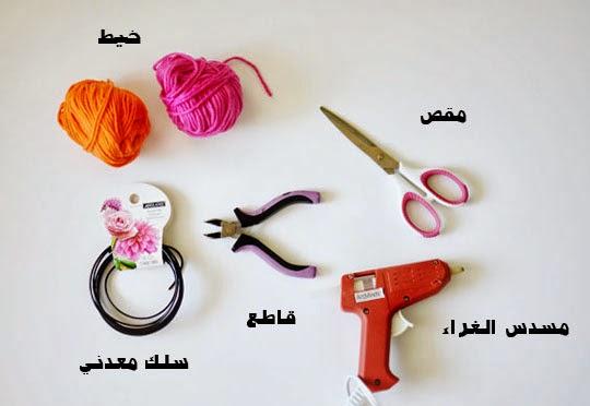 ادوات العمل