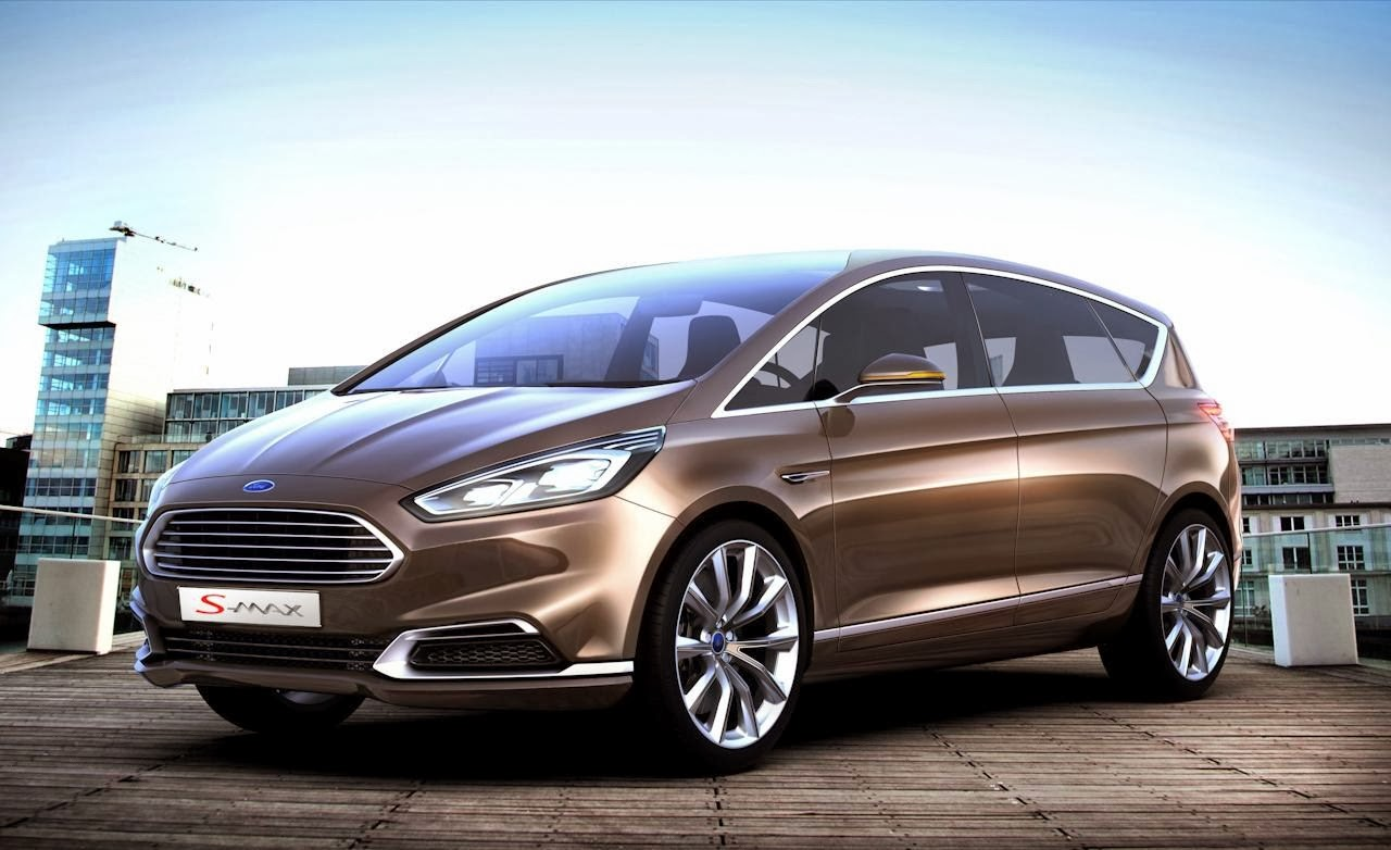 ford s max concept wallpapers 2017 cars news. Black Bedroom Furniture Sets. Home Design Ideas
