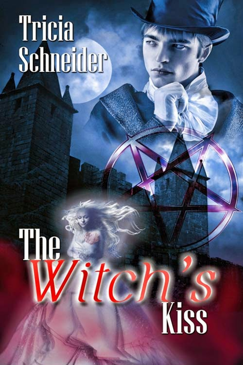 http://www.triciaschneider.com/books/the-witch-s-kiss/