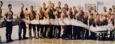 El Pez remo o Regalecus glesne El pez más largo del Mundo