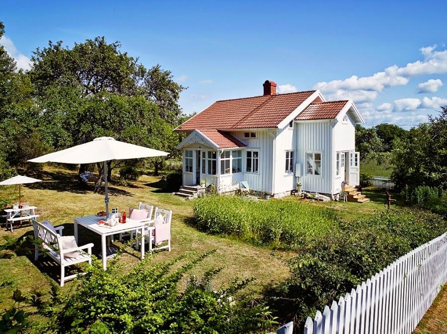 dom, wystrój wnętrz, wnętrza, home decor, styl skandynawski, białe wnętrza, shabby chic, domek na działce
