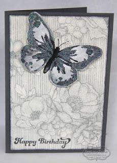 SU, Butterfly, Dazzling Diamonds
