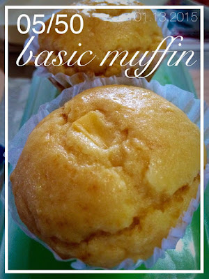 easy plain muffin recipe