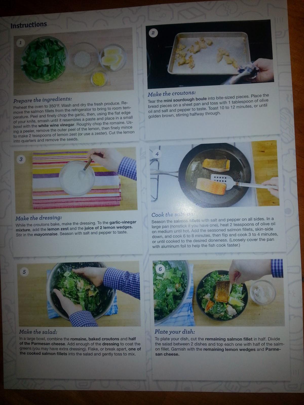 The Salmon Caesar Salad Recipe Card 20140714howtogrillwholefishvickywasik  20140724salmonsteaksvickywasik4g