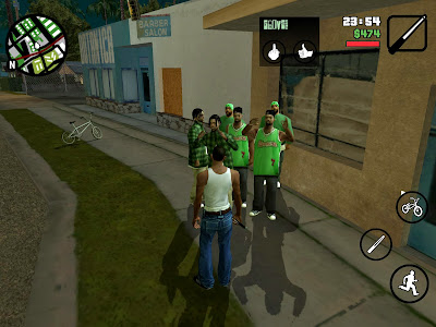 Grand Theft Auto San Andreas Full Apk