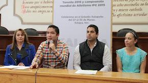 Xalapa, sede del Selectivo Nacional de Para-Atletismo 2015