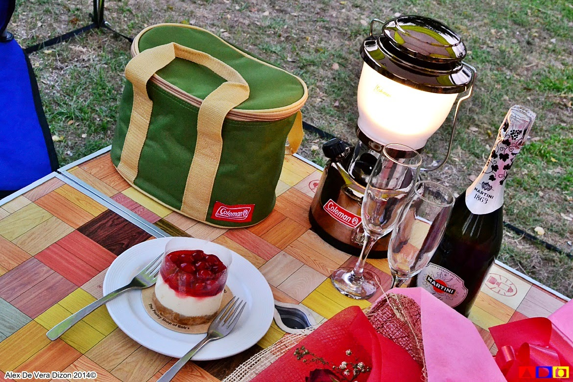 Rammmpa diy glamping with coleman philippines for Glamping ideas diy