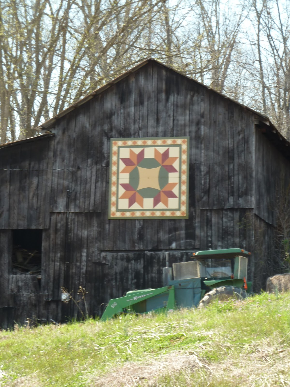 Barn Quilts Tennessee