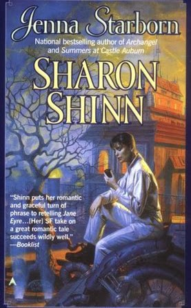 jenna starborn by sharon shinn book cover