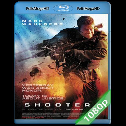 El Tirador [Shooter] (2007) 1080P HD MKV ESPAÑOL LATINO