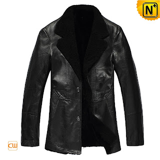Men Lambskin Fur Coat