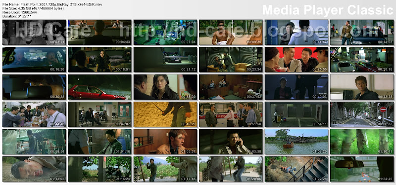 Flash Point 2007 video thumbnails