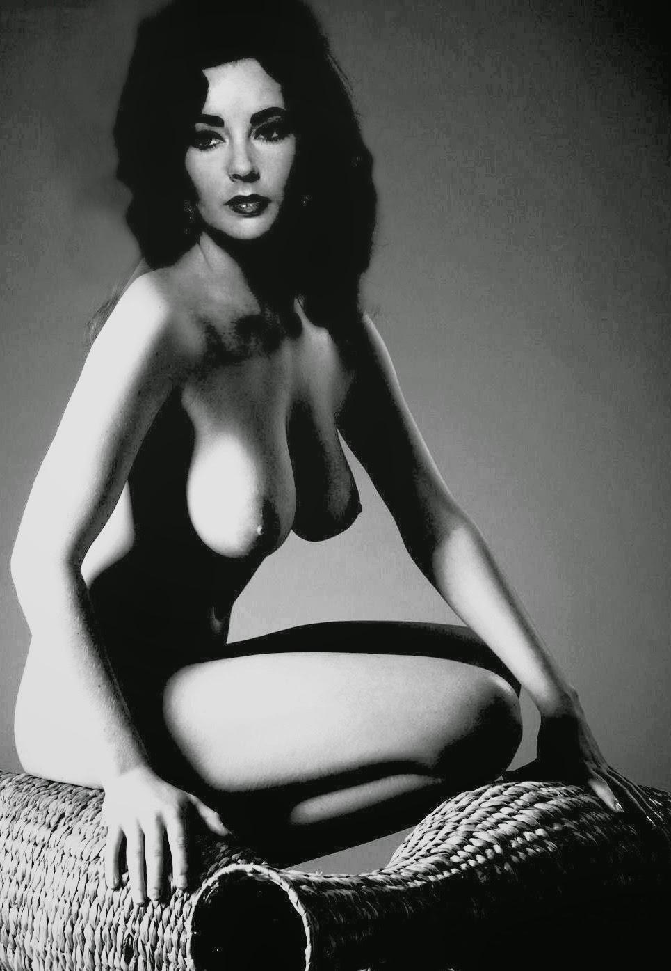 Elizabeth taylor nude having sex 1