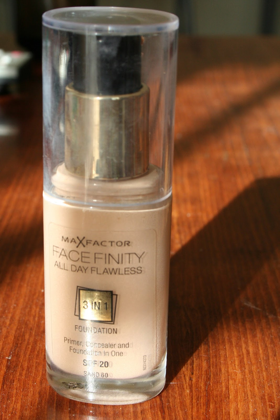 Max factor primer concealer foundation