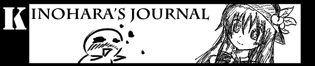 Kinohara's Journal