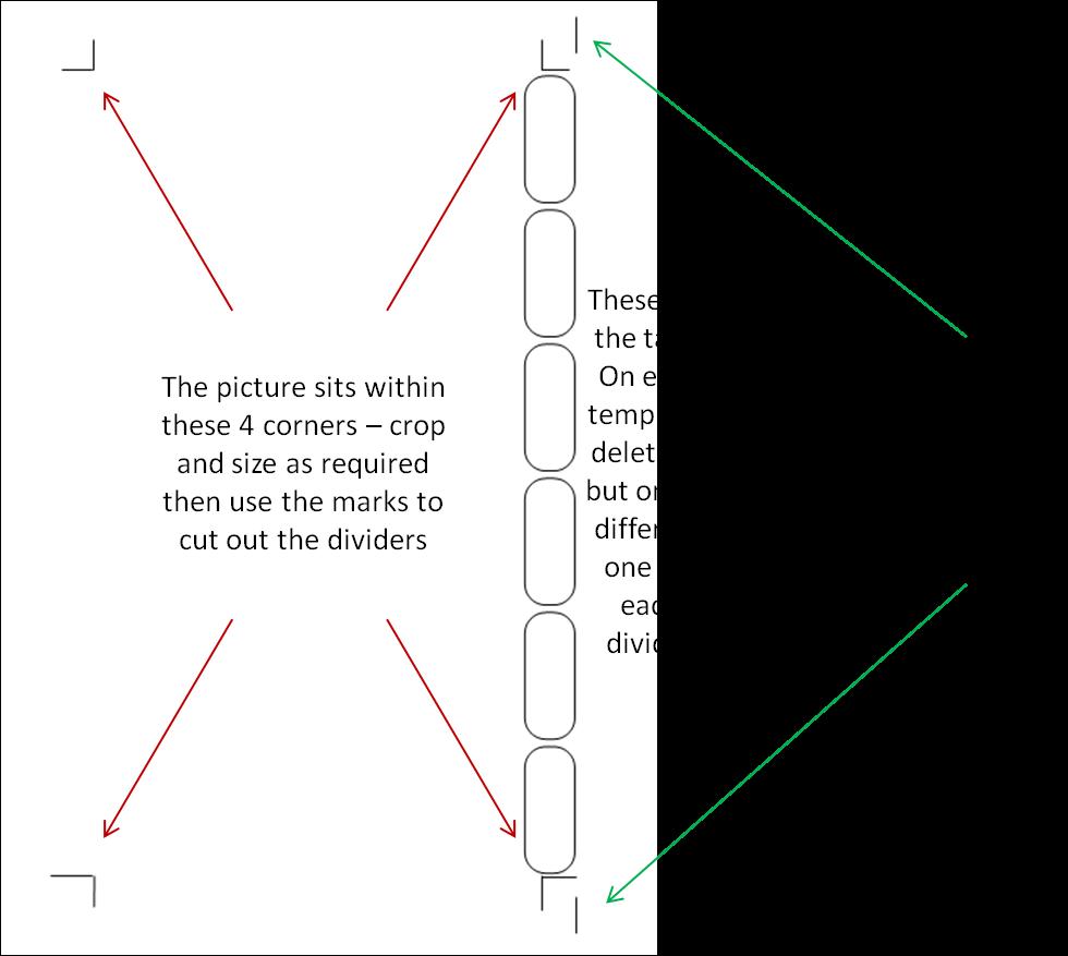 divider templates