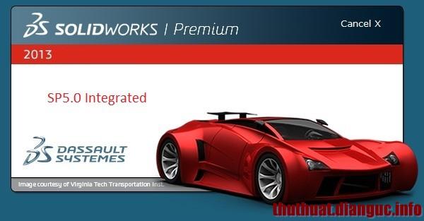 Download SolidWorks 2013 Full Crack